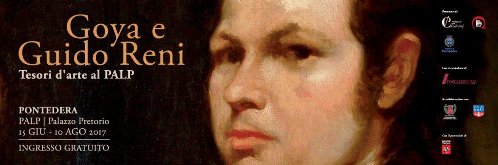Francisco Goya, Guido Reni, mostra Palp, Pontedera, Palazzo Pretorio, Deferrari+Modesti