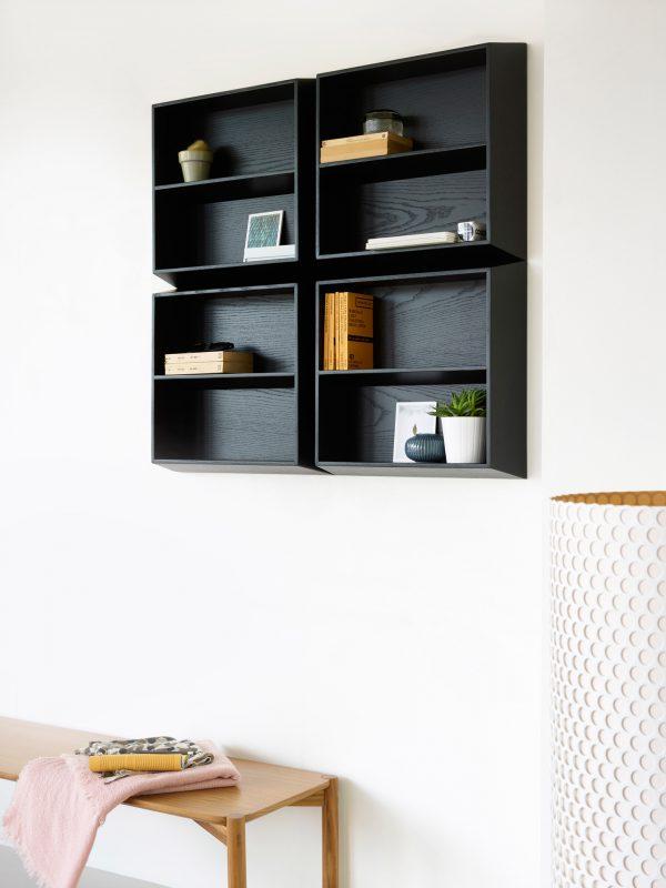 Ex.t, Libreria Brac, Product Design, Progetto, Deferrari Modesti, Specchio Bagno, Sistema