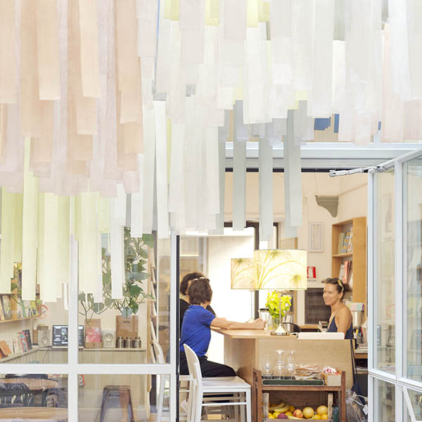 Libreria Brac, Brac Bookstore, Interior Design Deferrari+Modesti