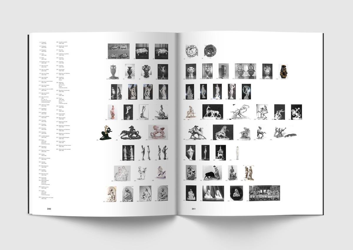 Catalogo, Vinicio Modesti, progetto grafico, deferrari modesti