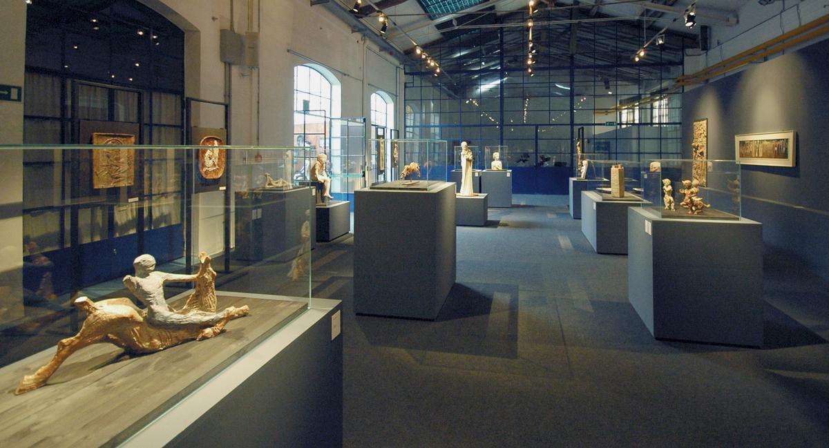 Vinicio Modesti, Casazza, Museo Piaggio, Allestimento, mostra, deferrari modesti