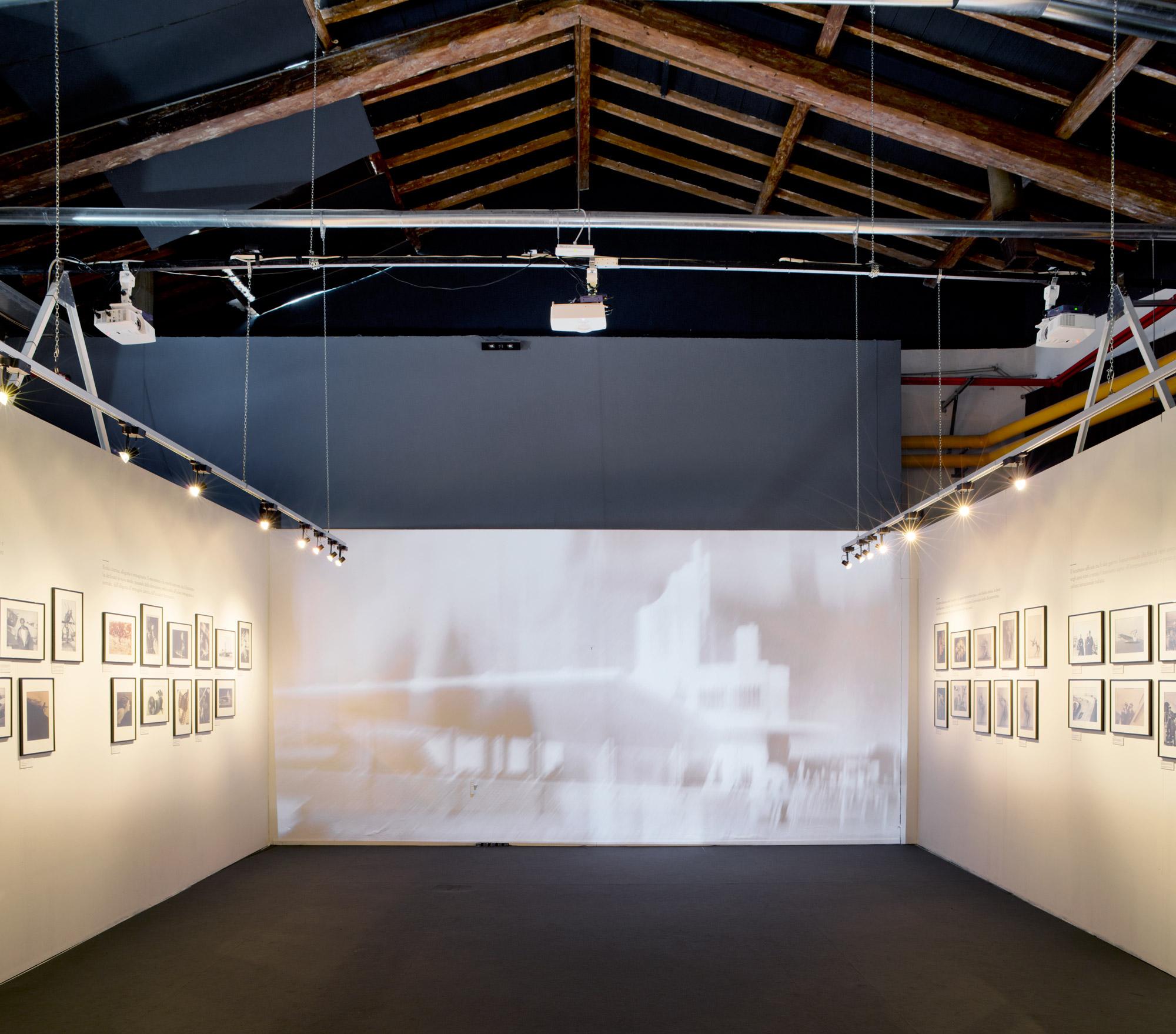 Allestimento, futurismo, G. Lista, Museo Piaggio