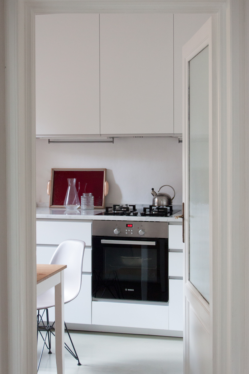 Ristrutturazione, Appartamento, centro, Firenze, interni, deferrari modesti