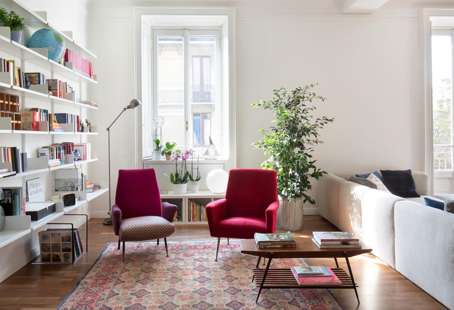 ristrutturazione, milano, interior design, deferrari modesti, arredo