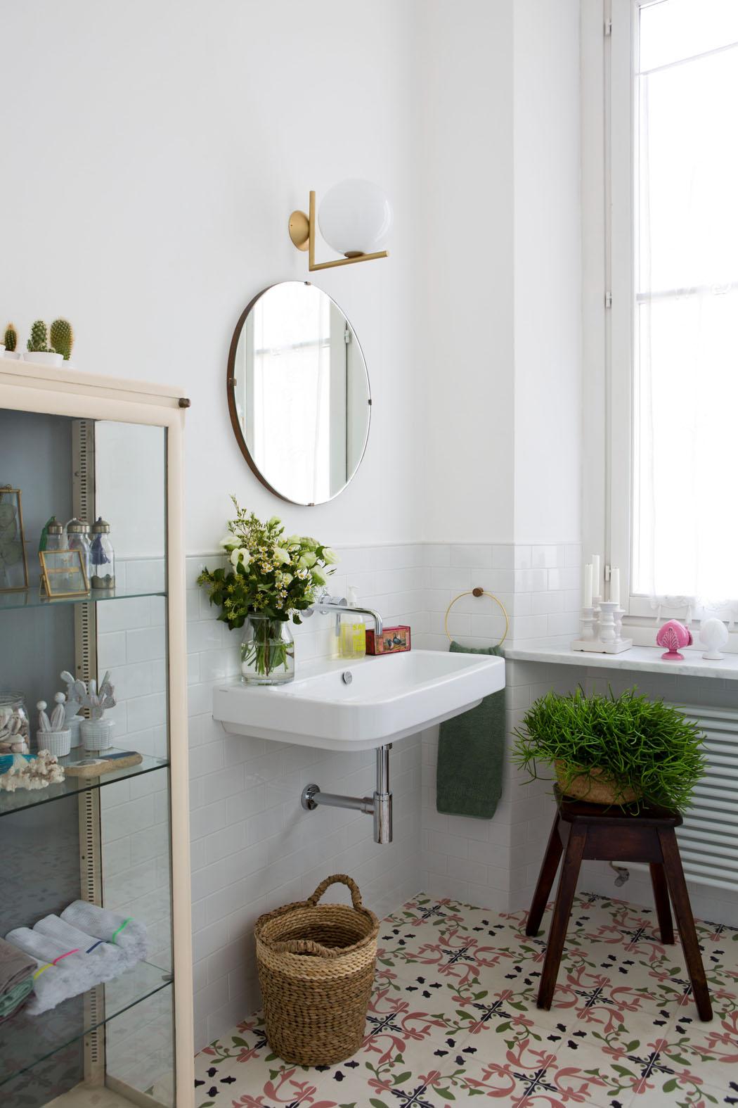 ristrutturazione, milano, interior design, deferrari modesti, bagno