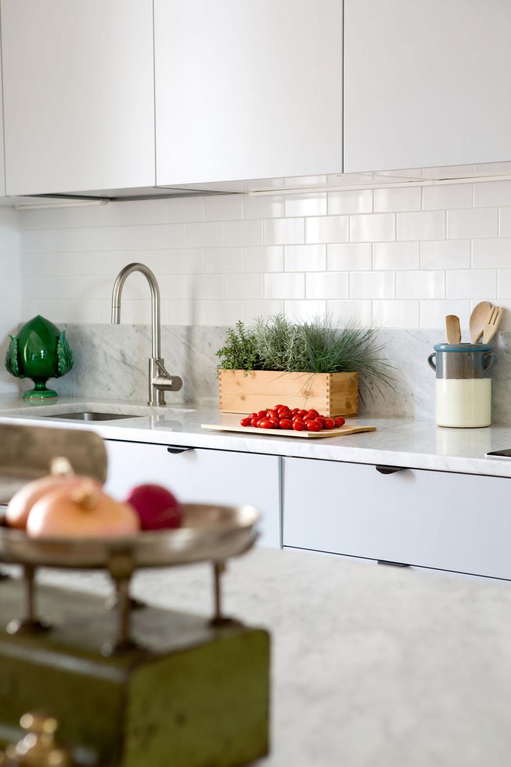 ristrutturazione, milano, interior design, deferrari modesti, cucina