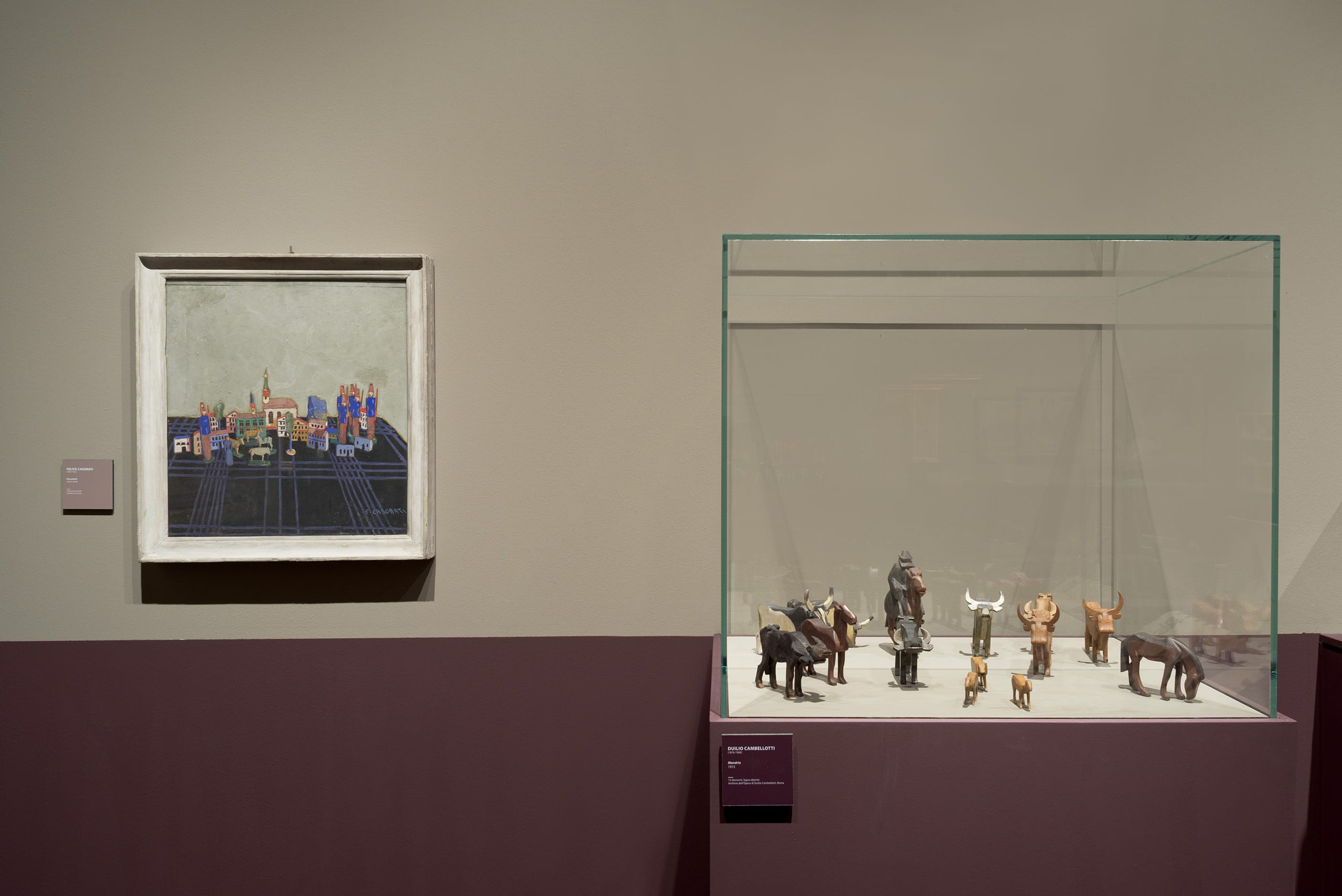 La Trottola e il Robot in mostra al PALP, Progetto di Deferrari+Modesti