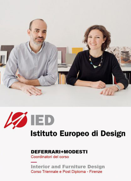 IED Firenze, Deferrari Modesti