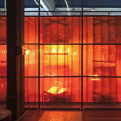 Showroom Targetti HUB / TH01, Florence, progetto di Deferrari+Modesti