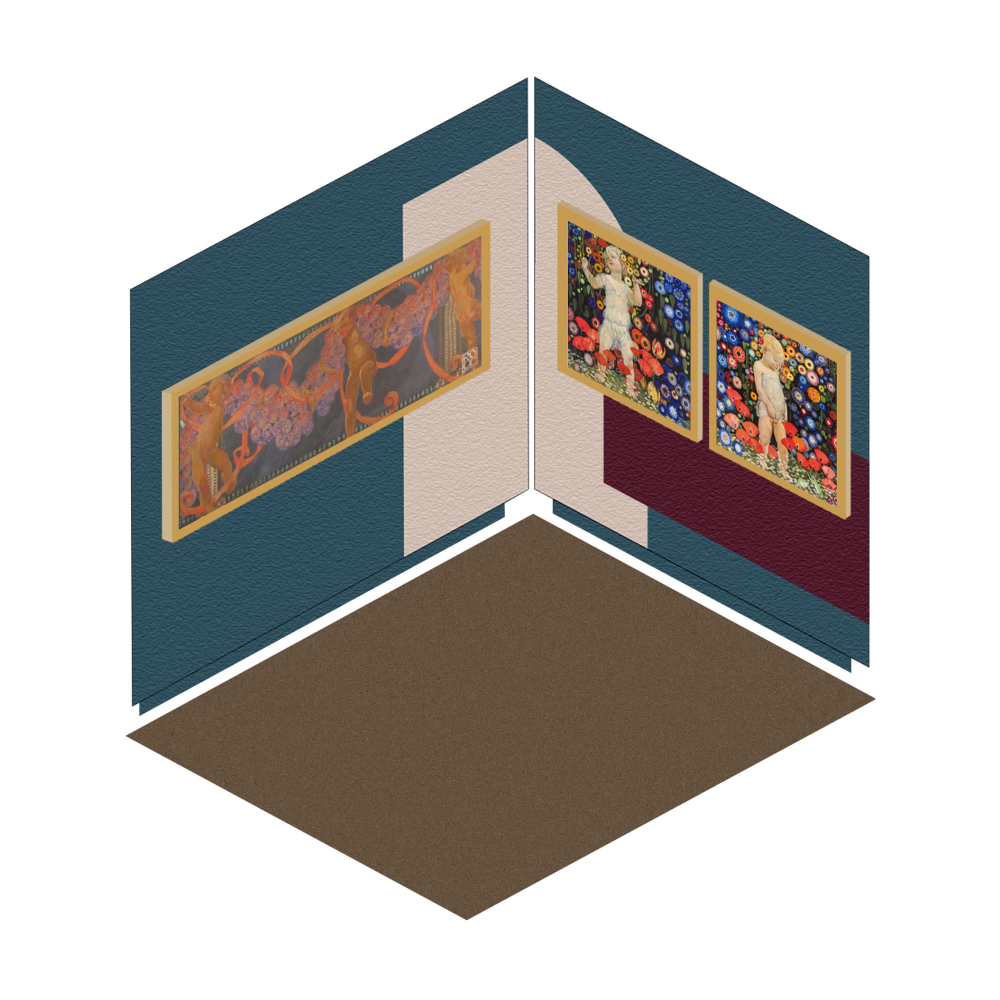 Palp, Orizzonti d'acqua, Galileo Chini, Deferrari Modesti
