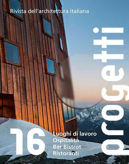 Libreria Brac, progetto di Deferrari+Modesti, Rivista Progetti numero 16