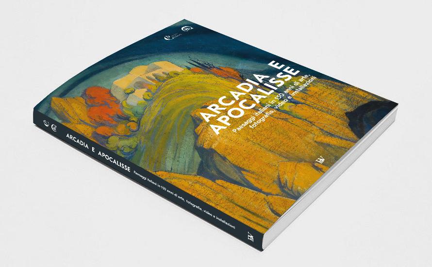 Catalogo Mostra, Arcadia Apocalisse, Palp, Pontedera, Design, Deferrari Modesti, Copertina
