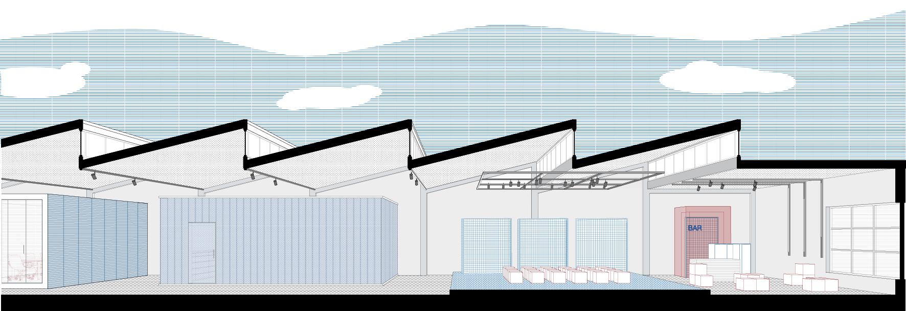 Targetti HUB, TH01, Florence, Interior Design, Deferrari Modesti , Targetti