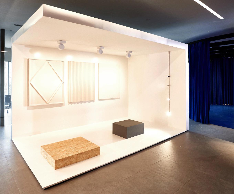 Targetti HUB, TH02, Shanghai, China, Exhibition, Interior Design, Deferrari Modesti, Targetti