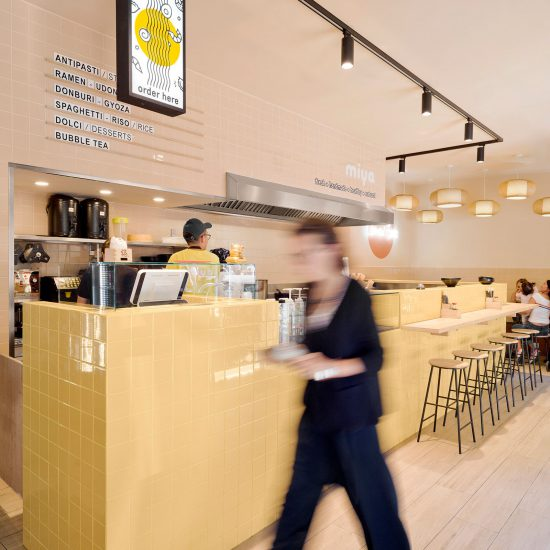 Miya, Oriental Restaurant, Fast Casual, Florence, Interior Design, Deferrari Modesti