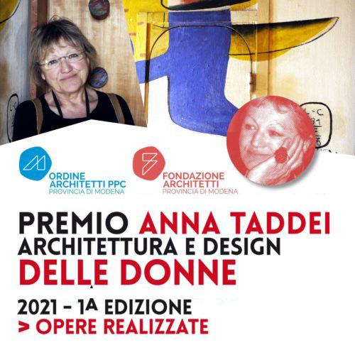 Premio Anna Taddei, Lavinia Modesti