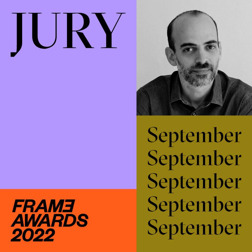 Frame Award, Jury, Javier Deferrari, Deferrari Modesti